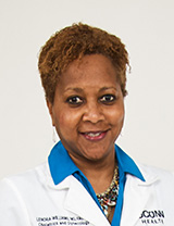 Photo of Lenora S. Williams, M.D., FACOG