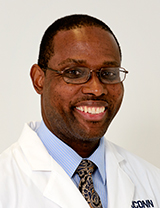 Photo of Lenworth R. Ellis, M.D.