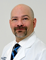Photo of Eric M. Mortensen, M.D., M.Sc., FACP