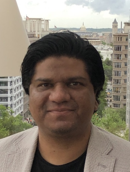 Photo of Zeeshan  Ahmed, Ph.D.