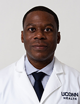 Photo of David A. Inyangetor, M.D.