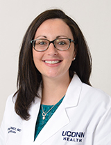 Photo of Jennifer A. Ozimek, M.D.