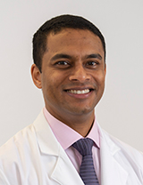 Photo of Haresh K. Visweshwar, M.D.