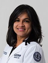 Photo of Varalakshmi  Niranjan, M.D., M.B.A., FACP, Dip. ABOM