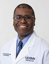 Photo of Kwame S. Amankwah, M.D., M.Sc., FACS, FSVS, RPVI