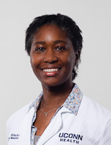 Photo of Khalilah O. Hunter-Anderson, M.D.