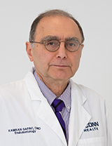 Photo of Kamran E. Safavi, D.M.D., M.Ed.