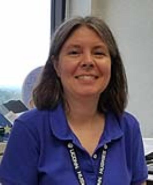 Photo of Lisa M. Mehlmann, Ph.D.