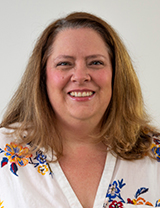 Photo of Melissa J. Caimano, Ph.D.