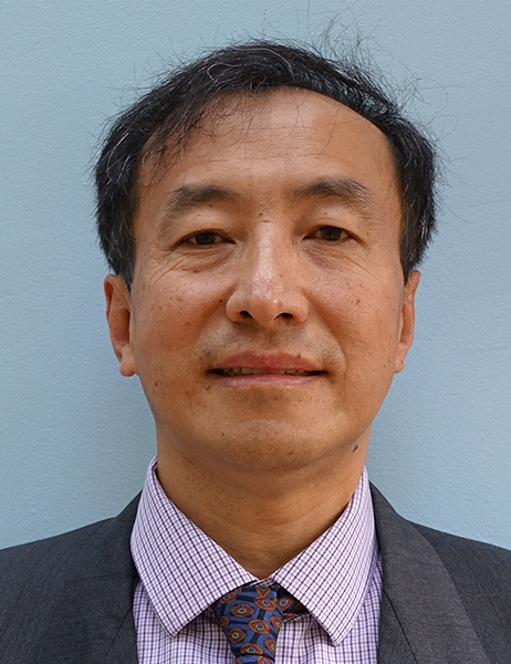 Photo of Zhao-Wen  Wang, Ph.D.