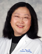 Photo of Qian  Wu, M.D., M.Sci.