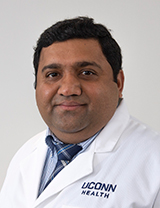 Photo of Ruchir D. Trivedi, M.D., M.Sc., MRCP (UK)