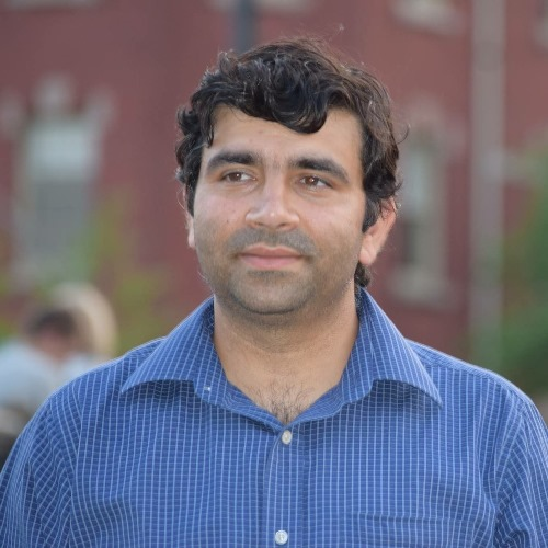 Photo of Rajkumar  Verma, Ph.D.
